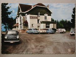 Mini, Ford Zephyr MK1, Fiat 1800, Opel Olympia Rekord, Kapitän, Fiat 1100, Mercedes W110, Baillonville - Passenger Cars