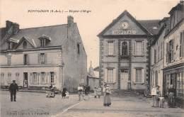 28 - EURE ET LOIR / Pontgouin - Hôpital D' Aligre - Beau Cliché Animé - Other Municipalities