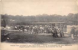 33 - GIRONDE / Cap Ferret - Tram D' Excursion De Chez Bélisaire - Départ Pour L'océan - Otros Municipios