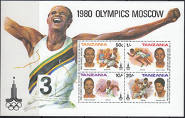 TANZANIA 1980 HB-23 NUEVO - Tanzania (1964-...)