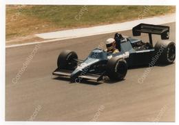 TYRRELL 012 - PILOTAMARTIN BRUNDLE - FOTO ORIGINALE DEL 1984 (FORMULA 1) - Automobile - F1