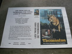 "Rare Film : "" Les Trois Vies De Thomasina "" - Comedy"