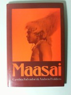 Maasai. Photographs By Cynthia Salvadori. - Books, Magazines, Comics