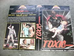 """Rare Film : """" Toxic Avenger """" - Horror"""