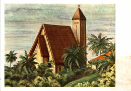 CAMEROUN  TEMPLE DU CENTENAIRE A DOUALA - Camerún