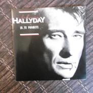 45 TOURS  JOHNNY HALLYDAY  JE TE PROMETS  1986  SACEM - Rock