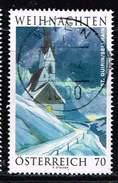 Österreich 2011, Michel# 2966 O Weihnachten - Advent 2011 - St Quirinus In Sellrain - 2011-... Gebraucht