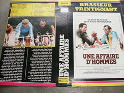 """Rare Film : """" Une Affaire D'hommes """" - Crime"""