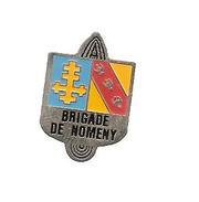 Pin´s Gendarmerie Brigade De Nomeny (54) - Militari