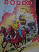 RODEO : Mensuel,  Janvier 1978 , N°317 - Petit Format