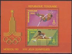 TOGO 1980 HB-137 NUEVO - Togo (1960-...)