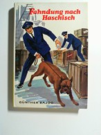 Fahndung Nach Haschisch : Zollhund Im Einsatz. - Unclassified