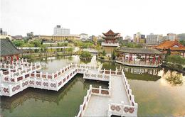 Down-Town Park In Kaohsiung - Taiwan