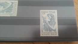 LOT 167228 TIMBRE DE FRANCE NEUF** N°762 LUXE - Unused Stamps