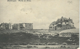 DUINBERGEN : Partie Des Villas - Cachet De La Poste 1907 - België