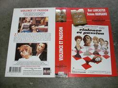 "Rare Film : "" Violence Et Passion  "" - Drama"