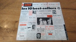 77 / LES 10 BEST SELLERS , LA COMPLAINTE DE MACKIE, BABY DOLL , A WOMAN IN LOVE, I LOVE MY BABY - Vinyl Records