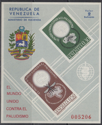 VENEZUELA 1962 HB-10 NUEVO - Venezuela