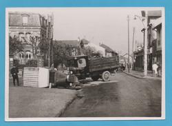 Photo Accident De Camion à Beauchamps, Val D'Oise - Fotografía