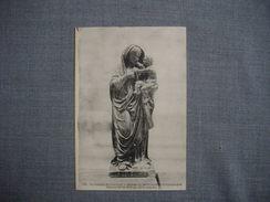Environs De Luchon    -  31  - Eglise St Bertrand De Comminges  -  Statue De La Vierge  -  Haute Garonne - Saint Bertrand De Comminges