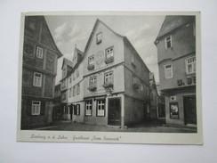 Germany - Limburg A.d.Lahn - Gasthaus Zum Roseneck - Limburg