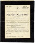 PERE CENT DES AVIATEURS  - 11e Classe 1930 En Souffrance A METZ - Historical Documents