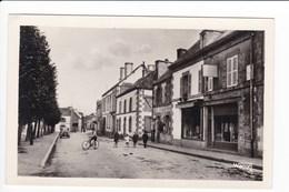 CLEGUEREC - Rue Principale Et Justice De Paix