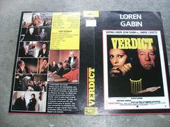"""Rare Film : """" Verdict """" - Dramma"""