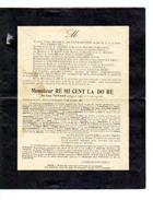 PERE CENT  Du 39e Règiment D'infanterie - Historical Documents