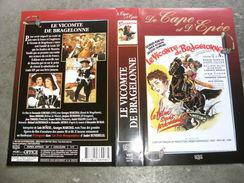 """Rare Film : """" Le Vicomte De Bragelonne """" - Action, Adventure"""