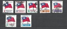 TAIWAN  1978 National Flag         USED - 1945-... República De China