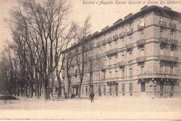 TORINO_Angolo Corso Oporto E Corso Re Umberto_Originale Antica 100% - Other