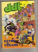 DDT - Extra De Verano - Corrida - Bruguera SA - Books, Magazines, Comics