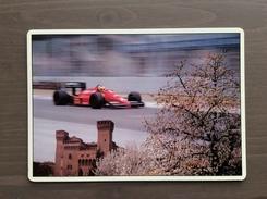 Cartolina Vignola E La Ferrari Annullo EMA Cent. Nascita Enzo Ferrari Comune Maranello (MO) 18-2-1998 - Grand Prix / F1