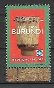 Belg. 2012 - COB N° 4241 ** - Indépendance Du Berundi - België