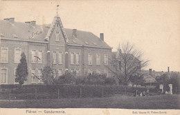 Fléron - Gendarmerie (Edit. Vueve H. Thône-David, Animée, 1911) - Fléron
