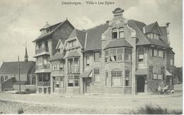 """DUINBERGEN : Villa """" Les Epis """" - RARE CPA - Belgique"""