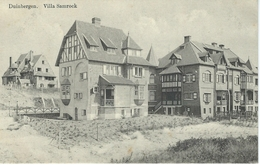 DUINBERGEN : Villa Samrock - RARE CPA - Belgique