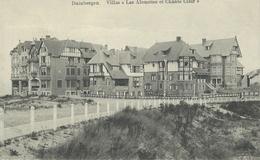"""DUINBERGEN :Villas """" Les Alouettes Et Chante Clair """" - België"""