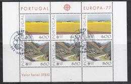 Europa Cept - 1977 Portogallo (o) - Europa-CEPT