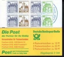 Markenheftchen 11 N Berlin Postfrisch ** MNH - Markenheftchen
