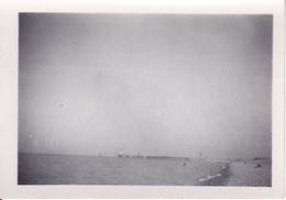 Foto Hafeneinfahrt Von Dieppe - 2. WK - 8*5cm  (26645) - Orte