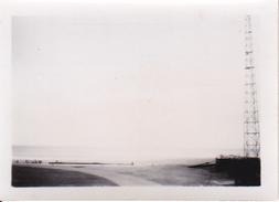 Foto Dieppe - Küste Links Von Der Hafeneinfahrt - Ca. 1940 - 8*5cm  (26647) - Orte