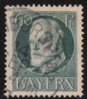Bayern   .    Michel   .     102   I               .           O      .       Gebraucht  .   /   .  Cancelled - Bayern