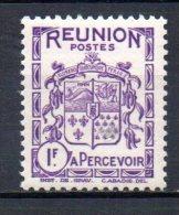 3/ Reunion Taxe N° 23  Neuf XX MNH Cote : 1,50 €    (Album 11) - Postage Due