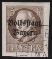 Bayern   .    Michel   .     116  II B     .           O      .       Gebraucht  .   /   .  Cancelled - Bavaria