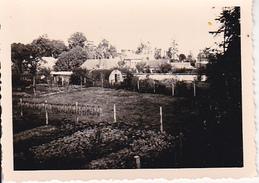 Foto Campagne - Landhaus - Unterkunft Deutsche Wehrmacht - 2. WK - 8*5cm  (26649) - Orte