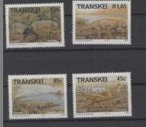 Transkei Dinosaurs Dinosaures - Prehistory
