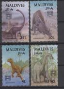 Maldives Dinosaurs Dinosaures - Prehistory
