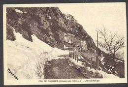 Col Du Rousset (Drôme) - L'Hôtel Refuge - Unclassified